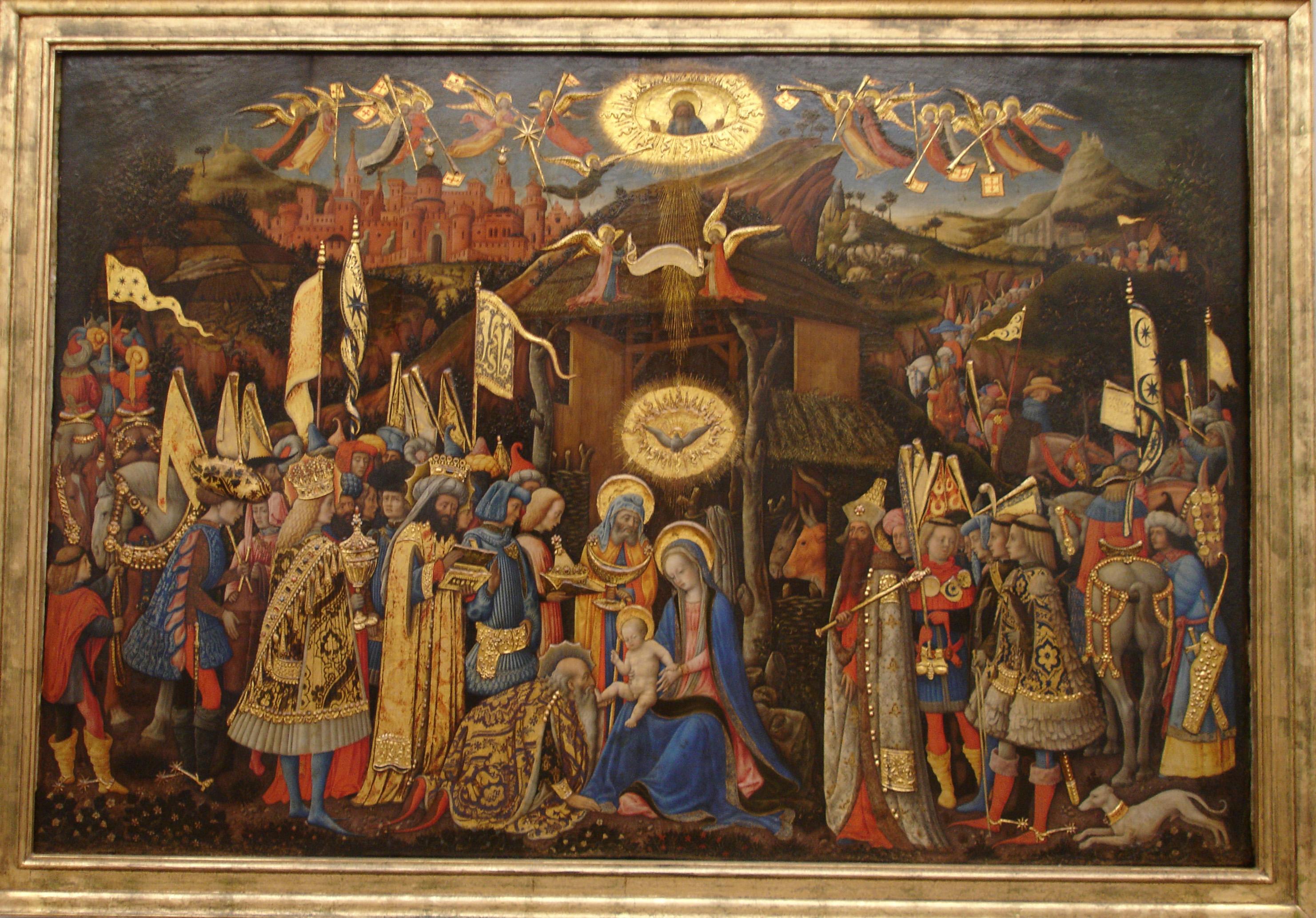GBGM Vivarini The Adoration of the Kings
