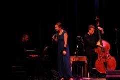 Harcsa Veronika Quartet koncertje