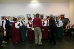 Sásdi László Fotóműhely kiállításának megnyitója
